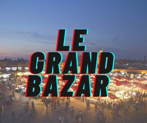 Bazar - The Nec